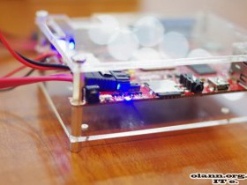 Cubietruck Debian управляем лампочками (LED)