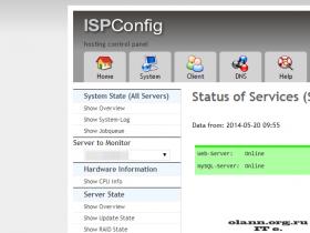 [решено] ISPConfig 3 пропал FTP сервер