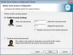 Установка пароля для root пользователя